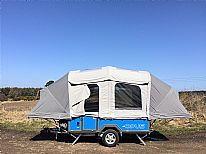 Air Opus Folding Camper